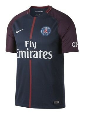 psg home shirt paris saint germain 2017/2018