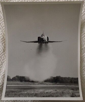 Rare US Air Force THUNDERBIRDS 8x10 Vintage Photo