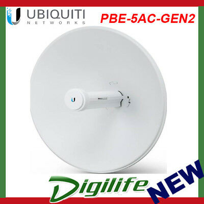 Ubiquiti Networks PBE-5AC-GEN2 PowerBeam High-Performance airMAX AC Bridge