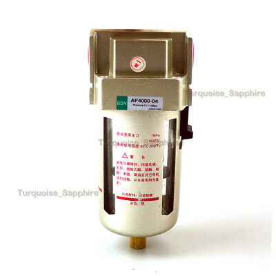 AF4000-04 Compressed Air In Line Particulate Moisture And Water Filter Trap