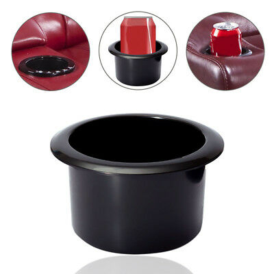 Cup Holder For Boat RV Couch Sectional Recliner Furniture Sofa Poker Table Black