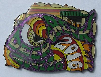 edition of 150 2016 phish summer tour large happy fish pin by kerrigan