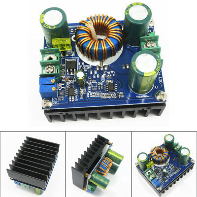 DC-DC 600W 10-60V to 12-80V Boost Converter Step-up Module For Car Power Supply