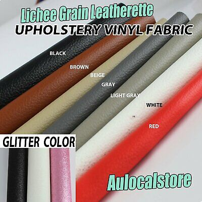 Finish Marine Vinyl Fabric Leather Cloth Upholstery For Automotive Furniture DIY