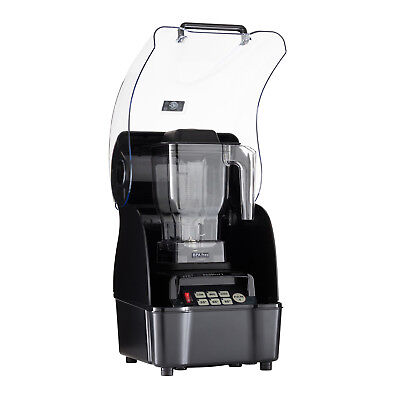 JTC OmniBlend Commercial Kitchen Blender+Sound Enclosure Smoothie Juice Ice Soup