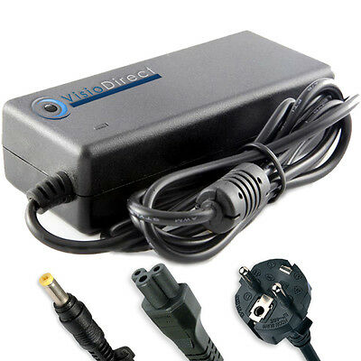 Alimentation chargeur pour Packard Bell EasyNote TV44-HC-020FR TS44-HR-150 90W