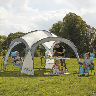 Large Dome Event Shelter Waterproof Gazebo UV Protection 12x12ft Party Tent NEW