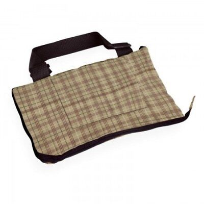 Classic Accessories Reversible Quilted Design Golf Cart Seat Blanket Plaid