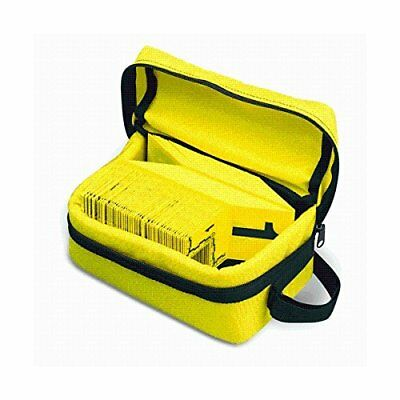 Armor Forensics MRK-CSE Crime Scene Investigation Yellow ID Marker Carrying Case