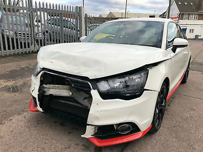 2012 Audi A1 1.4 TFSI Competition Line CAT N DAMAGE SALVAGE REPAIRABLE