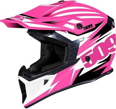 509 Snow Products Tactical Snow Helmet Pink (SIZE XL) - Winter Stock Clearout!
