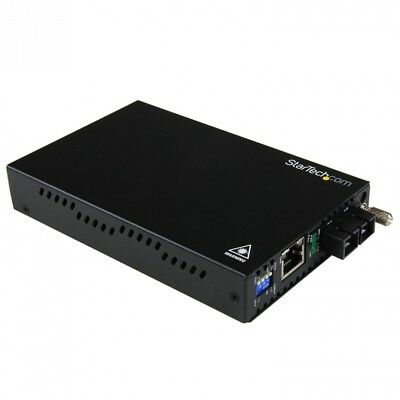 1000 Mbps Gigabit Ethernet Multi Mode Fibre Media Converter with SC 550m