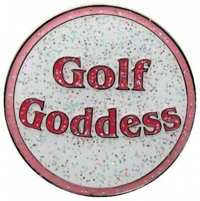 Navika Golf Goddess Glitzy Ball Marker with Hat Clip. Navika USA Inc.