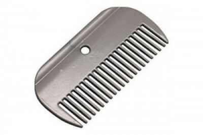 Metal Mane Comb. The Saddlery Shop. Free Delivery