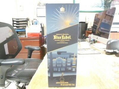 Johnnie Walker Blue Lable Limited Edition MIAMI 750ML