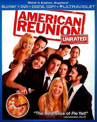 American Reunion Bluray & Dvd + Digital Copy Unrated
