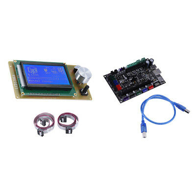 3D PRINTER CONTROL Board 32bit For Smoothieware +Stepper