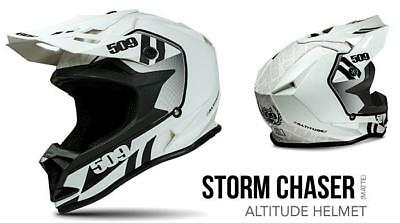 509 Snow Products Altitude Snow Helmet Storm Chaser (SIZE MD) - Winter Clearout!