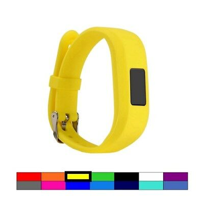 (ROYAL YELLOW) - For Garmin Vivofit 3 and Vivofit JR, Dunfire Colourful