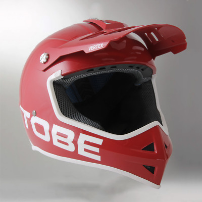 TOBE Snow Products Vertex Snow Helmet Glossy Chili Pepper Red (SIZE L)