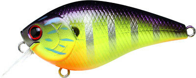 Lucky Craft LC 1.5 Shallow Squarebill Crankbait - Bass & Walleye Fishing Lure