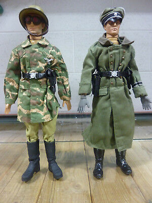 """5 21ST CENTURY TOYS GREEN FABRIC BOONIE HATS FOR 1//6TH SCALE OR 12/"""" FIGURES"""