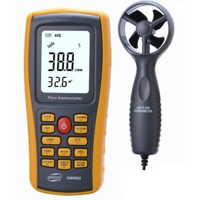 HANDLED DIGITAL ANEMOMETER. BENETECH. Huge Saving