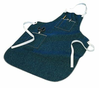 Galeton 8100 Shop Apron, One Size, Denim
