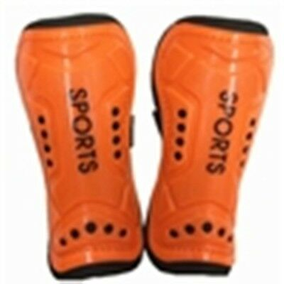 (Orange) - Westeng Football Shin Guards. Shipping is Free