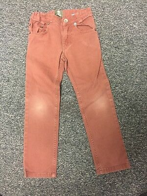 Timberland Boys Rust Jeans 6yrs