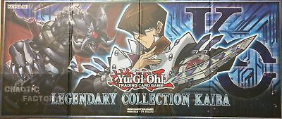 Yugioh Legendary Kaiba Collection Game board LCKC