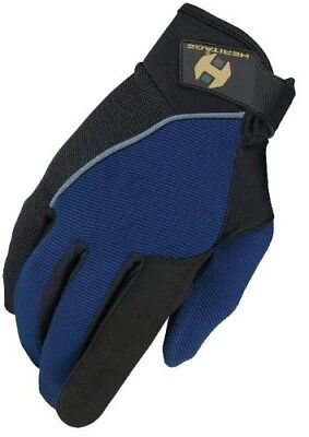 (10, Navy/Black) - Heritage Competition Glove. Heritage Products. Free Shipping