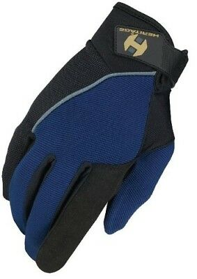 (7, Navy/Black) - Heritage Competition Glove. Heritage Products. Best Price