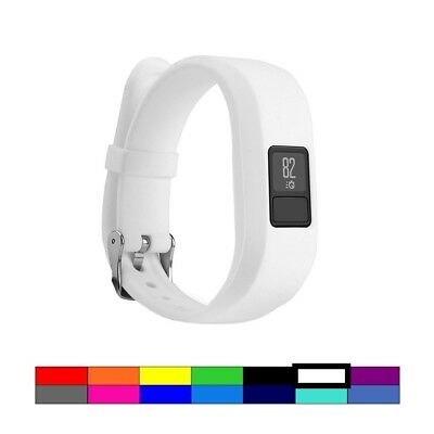 (ROYAL WHITE) - For Garmin Vivofit 3 and Vivofit JR, Dunfire Colourful