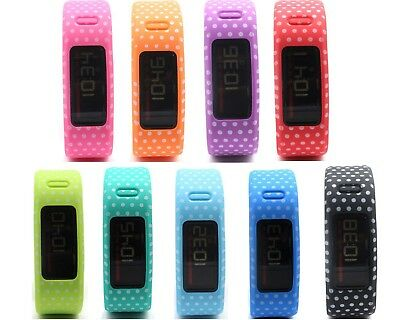 (Small, 9pcs Dot Kit) - HONECUMI Multi-Colour Replacement Wrist Bands With