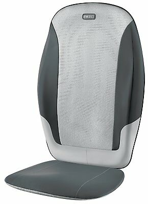 Homedics SBM-380H Back Shoulder Heat Dual Knead Shiatsu Massager Massage Chair