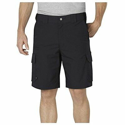 Dickies Men's Stretch Ripstop Tactical Cargo Shorts w/ Expandable Comfort Waist