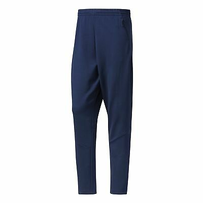 Adidas Mens Collegiate Navy Blue ZNE Sweat Pants Full Length Joggers Size M