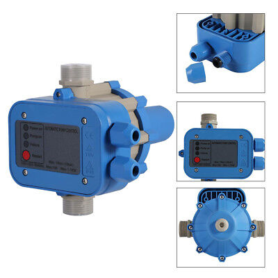 Automatic Water Pump Pressure Controller Electric Switch Control 100-120V