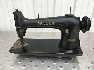 Commercial Singer Sewing Machine Model 96-40  AD 207096