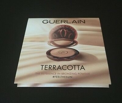 Guerlain Terracotta The Referance In Bronzing Power 03 Natural Sample