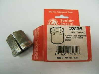 Parts & Accessories Specialty Products 23112 Front Camber/Caster Alignment Bushing 1-1/2 Degree