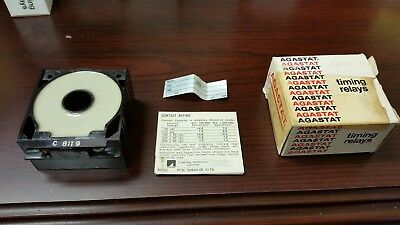 Agastat 7000C Timing Relay *new In Box*