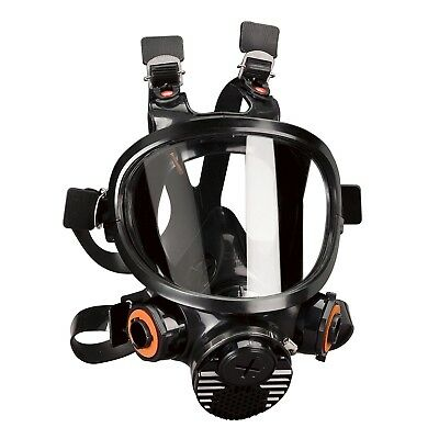 !!Top Quality!! 3M Full Face Reusable Respirator, 7800S-L, NEW LOW PRICE!!