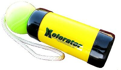The Original Xelerator Fastpitch Softball Pitching Training Aid And Warm Up