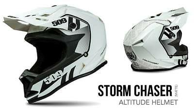 509 Snow Products Altitude Snow Helmet Storm Chaser Youth (SIZE Y-SM, Y-LG)