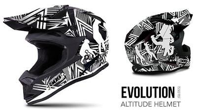 509 Snow Products Altitude Snow Helmet Evolution (SIZE SM, MD) - Winter Clearout
