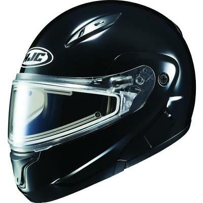 HJC Helmets CL-MAX 2 Snow Helmet Black With Electric Shield (SIZE XS)