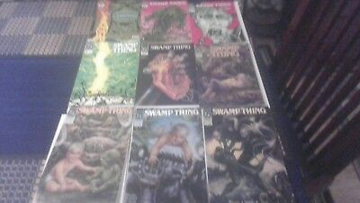 Swamp Thing (DC, 1982 Series) Lot of 22 Issues FINE/ VF/NM