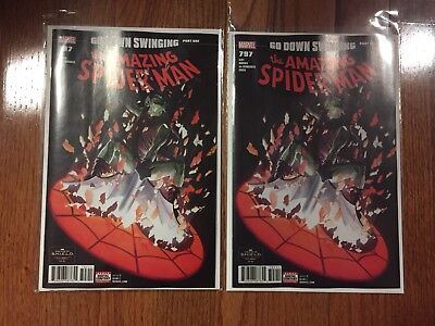 AMAZING SPIDER-MAN #797 LOT 1ST PRINT RED GOBLIN Carnage HOT BOOK!! Sold Out NM